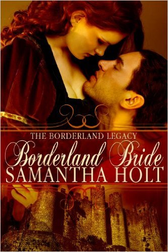 Book Cover: Borderland Bride