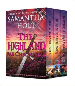 Book Cover: The Highland Fae Chronicles
