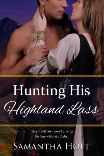 Book Cover: Hunting His Highland Lass