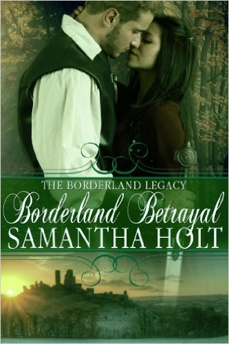 Book Cover: Borderland Betrayal