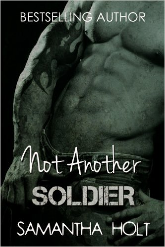 Book Cover: Not Another Soldier