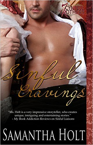 Book Cover: Sinful Cravings