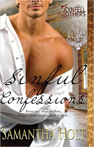 Book Cover: Sinful Confessions
