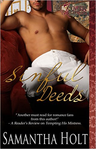 Book Cover: Sinful Deeds