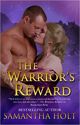 Book Cover: The Warrior's Reward
