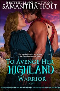 Book Cover: To Avenge Her Highland Warrior
