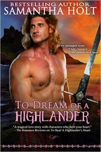 Book Cover: To Dream of a Highlander