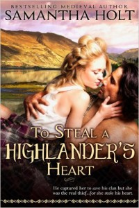 Book Cover: To Steal a Highlander's Heart