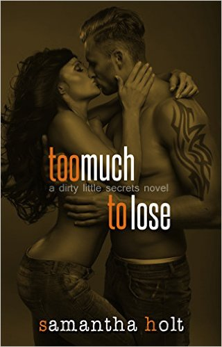 Book Cover: Too Much To Lose