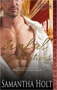 Book Cover: Sinful Temptations