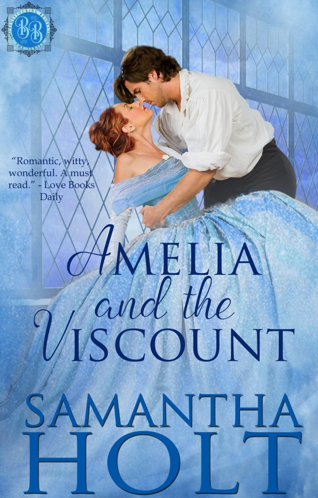 Book Cover: Amelia and the Viscount